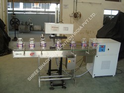 Induction Cap Sealer Machines