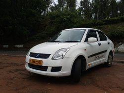 Ac Cab Sedan Car Hire, Number Of Persons: 4, Anywere