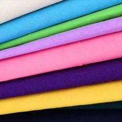 Oeko Tex Poplin Dyed Fabric