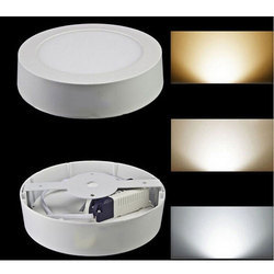 9 Watt Round LED Surface Mount Light