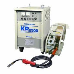 Semi-Automatic Panasonic KR II 500 Welding Machine