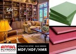 Pink & Green MDF/HDF/HMR Exterior Sheets- 8x4 Size
