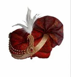 Designer Groom Turban