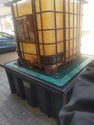 IBC Spill Containment Pallet