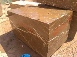 Forest Brown Marble Blocks