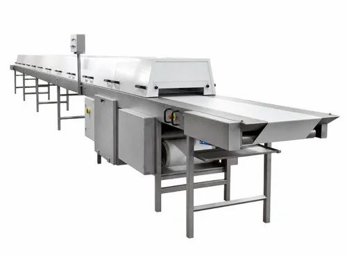 Automatic Chocolate Cooling Tunnel, 420 V, 500 Kg, Rs 500000 /unit | ID:  20820857273