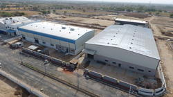 Steel Pre Engineered Fabricated Building for Factory & Warehouse