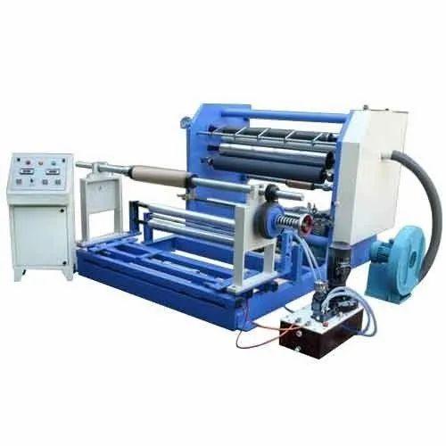 Plastic Film Slitting Rewinding Machine, फिल्म स्लिटिंग मशीन, फिल्म फाड़ने  की मशीन - Hydro TECHNOLOGY, Ghaziabad | ID: 20821190691