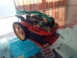 Obstacle Avoider Robot Arduino Uno Based
