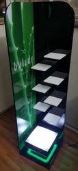 Acrylic Hotel Utilities Stand
