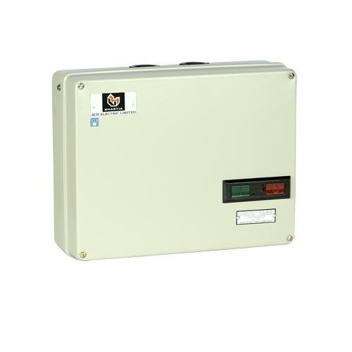 Bch Semi Automatic Star Delta Starters Bch Upto 40 Hp Citation Semi Automatic Star Delta Starter Manufacturer From Faridabad