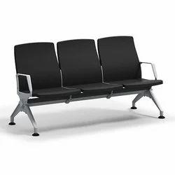 Black Godrej Air Chair