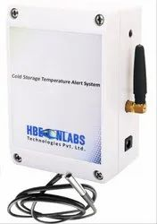GSM Based Cold Storage Temperature Alert System (SMS/Call)