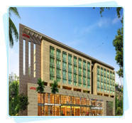 Park Inn Hotel Construction Projects