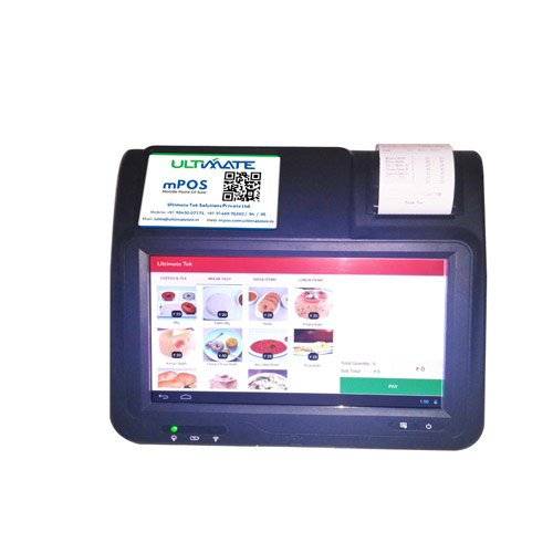 MPOS Android Billing System