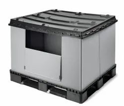 Flc Foldable Poly Box With Lid