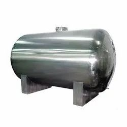 Mild Steel Galvanized Water Storage Tank