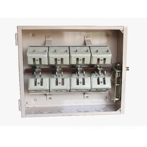 16-200 Amp Three Phase 4 Pole Off Load Changeover Switch, 415 V, Rs ...