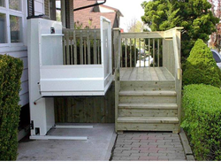 Home Outdoor Lifts