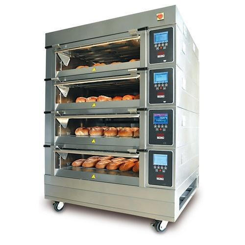 Commercial Bakery Oven, for Biscuit,Donut,Cakes,Breads