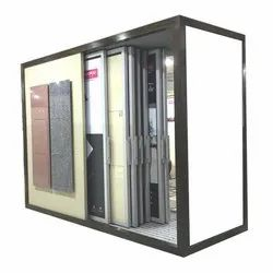 Sliding Tile Display Stand