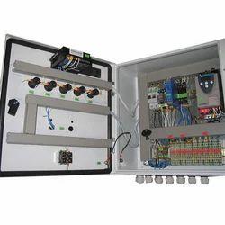 VFD Drive Controls Panel