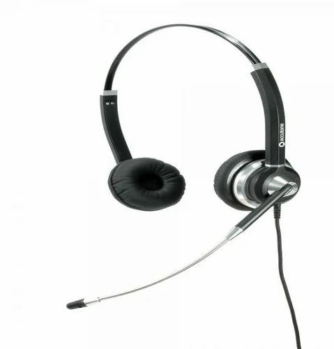 0968ab7323a Accutone Black Tb1010 Qd5 Headset, Optima Technologies | ID: 19473387248