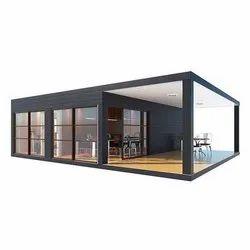 Portable Prefabricated Coffee House