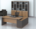 Particle Wooden Manager Table for Office