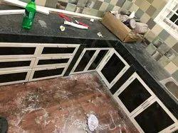 Aluminium Kitchen Cupboard