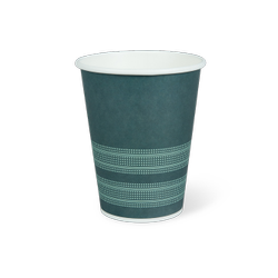 Detpak 12oz Single Wall Hot Cup