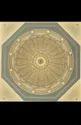 Fiberglass Ceiling, Thickness: 8 Mm