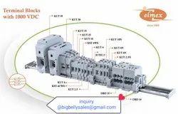 Elmex KUT Series Terminal Block KUT 2.5/4/6/10/16/25/35/50/95