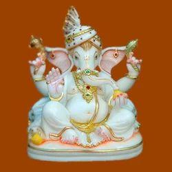 Marble God Ganpati Idols