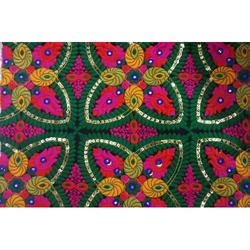 Acrylic Ramleela fabric