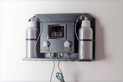 Steam Bath Accessories Steam Aroma Dual Pump SI-KL0DK