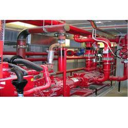 SS Fire Hydrant System