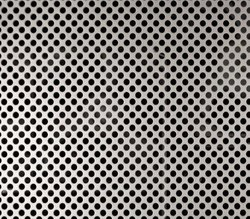SS 316L Perforated Sheets