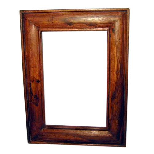 Brown Wooden Photo Frame at Rs 2125 /piece | Wooden Photo Frames ...
