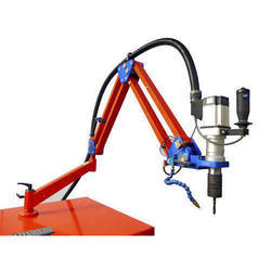 Stainless Steel Swing Arm Tapping Machine, 100 mm, 900 Mm