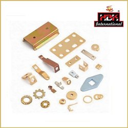 Sheet Metal Pressed & Bended Components, For Industrial