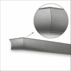Gun Metal Window Pelmets