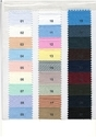 Multicolor Formal Pc Plain Shirting Fabric, For Shirts, 108 Gsm