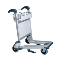 Aluminium Airport Trolley