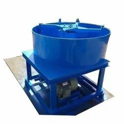 Cement Pan Mixer Machine