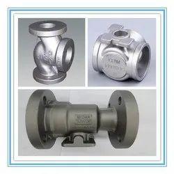 pump valve casting