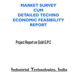 Project Report on Gold (G.P.C.)