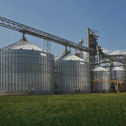 Corn Silo Storage Tank