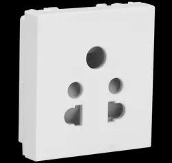 6 Amp 5 Pin Socket 2 Module