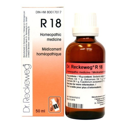 R18 Homeopathic Drop